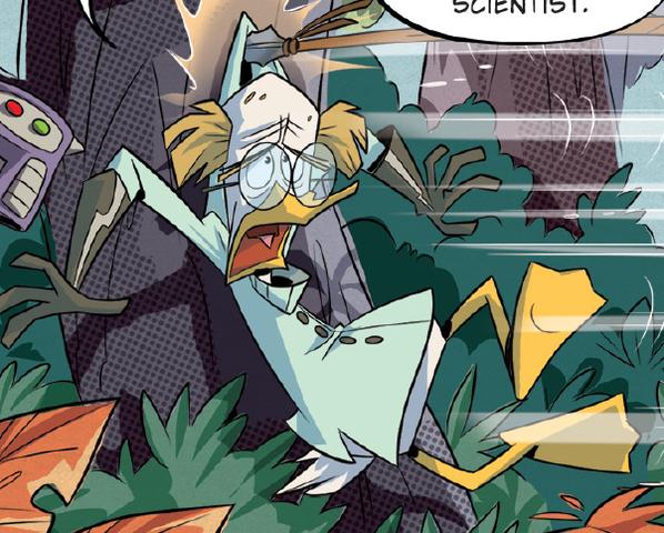 Doctor Quackmire Quantum