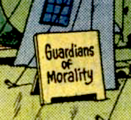 Guardians of Morality