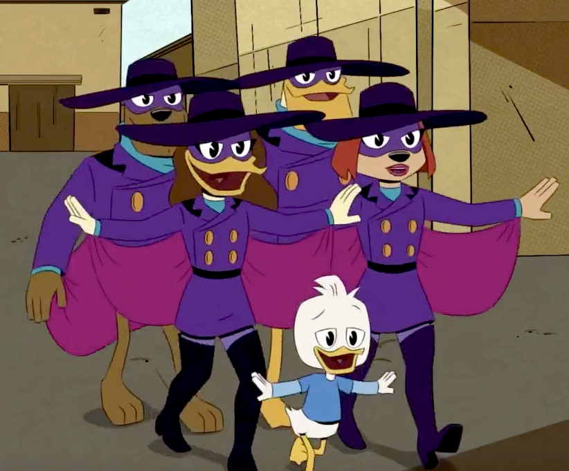 Darkwing Dance Crew