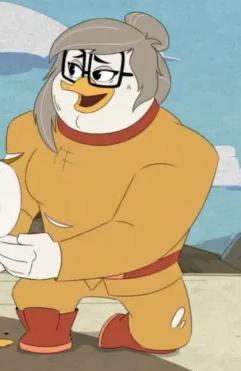 Egghead disguise