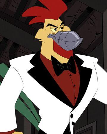 Steelbeak Ducktales Wiki Fandom