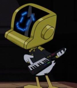 DJ Daft Duck