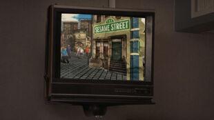 8x8 Sesame Street