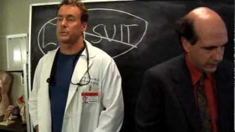Scrubs Interns - Webisode 1 - Our Intern Class 1 1 2009