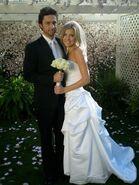 J.D. und Elliots Hochzeit