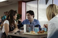 5x10 Jd and julie eating
