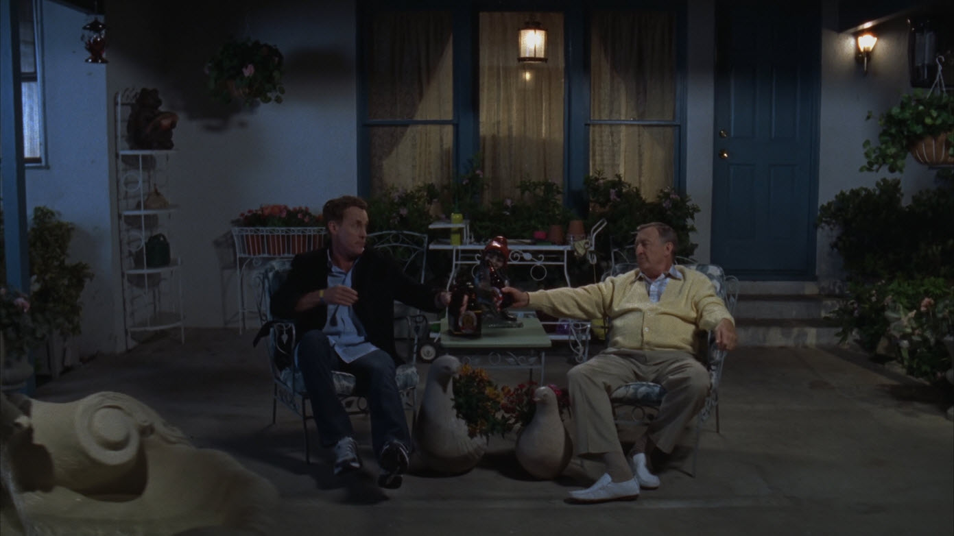 Dr. Kelso's house