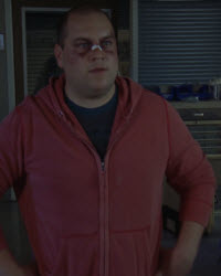 Chubby guy