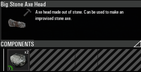 Craft-big stone axe head.png