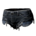 Sexy Jeans Short Pants 03.png