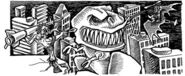 Gorgor comic