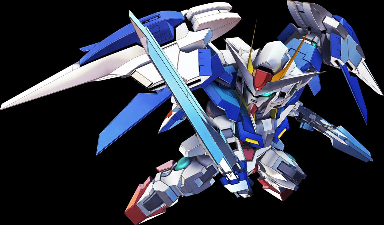00 Raiser Cross Rays Sd Gundam G Generation Library Fandom