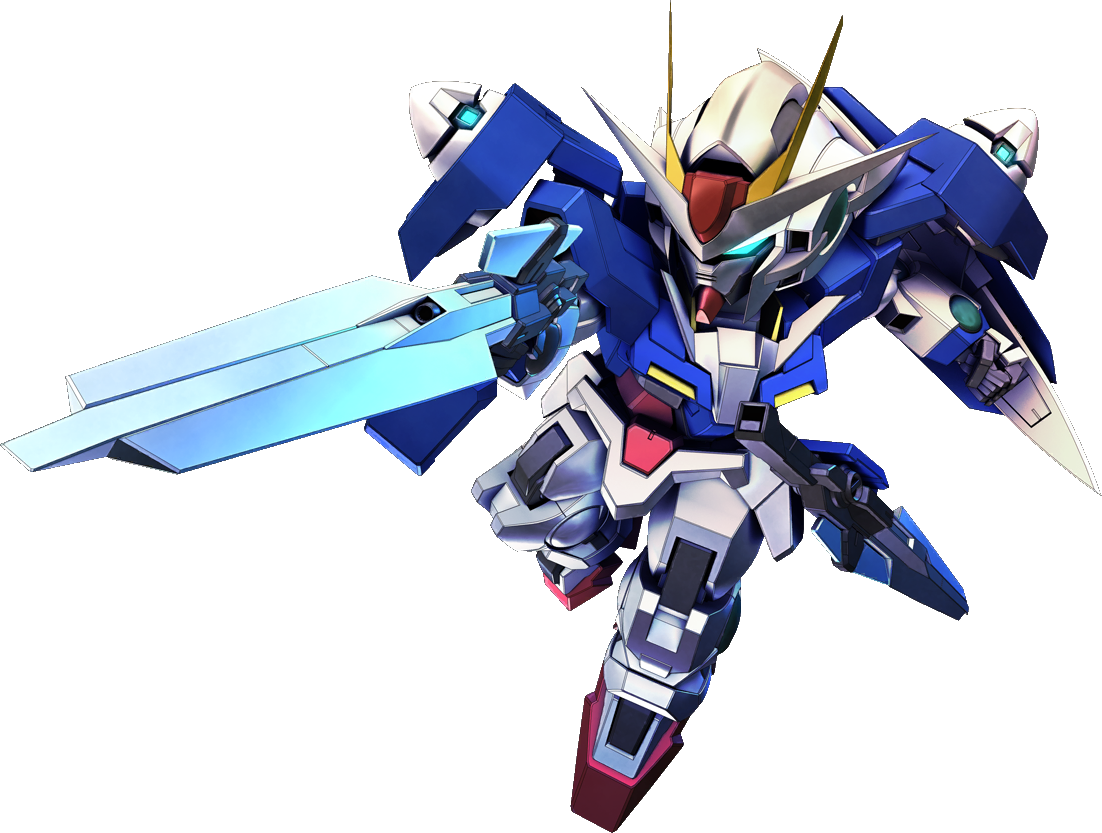 00 Gundam Cross Rays Sd Gundam G Generation Library Fandom
