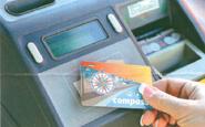 Compass Card Farebox