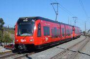 SD Trolley Green Line