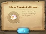Lazer Poll2
