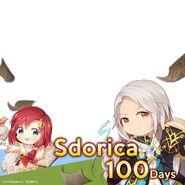 Sdorica 100 days - Charle, Tica