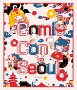 Comic Con Seoul 2019 - Pang SP, Misa, Alice, Deemo, Neko