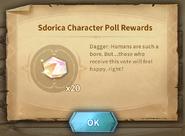 Dagger Poll2