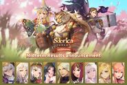 Event 05 03 2019 Midterm Announcement for Sdorica's Character Popularity Poll