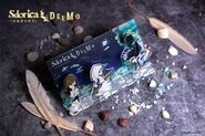 Sdorica X Deemo merch - Alice, Masked Girl, Deemo