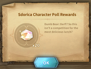 Dumb Bear Soldier Poll2