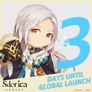 Global Launch 3 days left - Charle