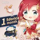 Sdorica 1 month - Tica