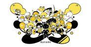 Rayark 8th anniversary 2 - Izumi, Sophie, Pang