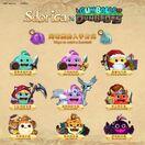 Sdorica X Gumballs Dungeons exploration monsters - Pang, Puggi