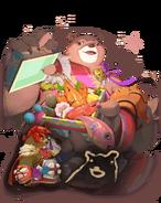 CH Bumb Bear Soldier