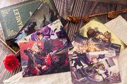 Rayark Concept Sdorica postcards - Pang, Pang SP, Nolva, Nolva SP, Izumi, Izumi SP