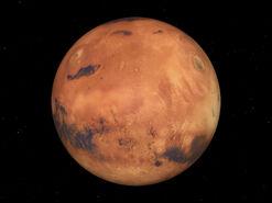 Mars-dry