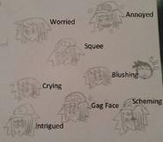 Gatcha emotions