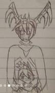 Griffin (Cursed) w Janeen