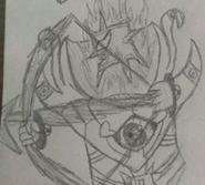 Gaztlin Bow and Arrow