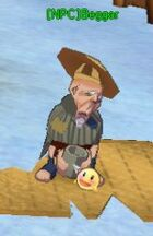 Beggar at Cities and Towns