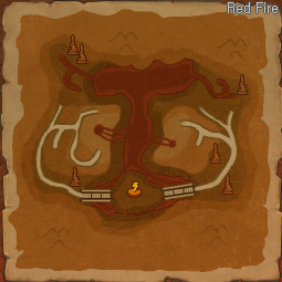Red Fire Zone }}