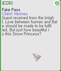 Fake Pass Quest