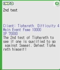 2nd Test Quest