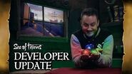 Official Sea of Thieves Developer Update November 21st 2018