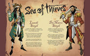 SoT comic book series character introduction