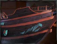 Hull-ocean-crawler