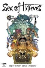 Sea of Thieves comic series issue 1 cover - white.jpg