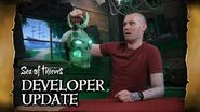 Official Sea of Thieves Developer Update October 31st 2018