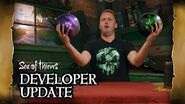 Official Sea of Thieves Developer Update August 15th 2018