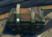 Shipwrecked Seafarer's Chest
