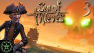 Let's Play - Sea of Thieves - Skeleton Fort Scallywags (-3)