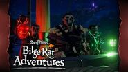 Official Sea of Thieves Bilge Rat Adventures Festival of the Damned