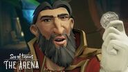 Sea of Thieves The Arena Official Announce Trailer